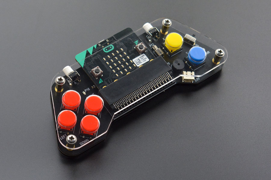 Manette Game Pad pour carte micro:bit